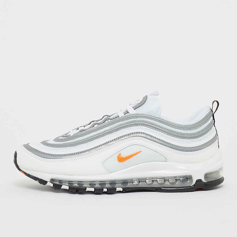 newest fa0c9 63ce6 Commander NIKE Air Max 97 white cone metallic silver chez SNIPES