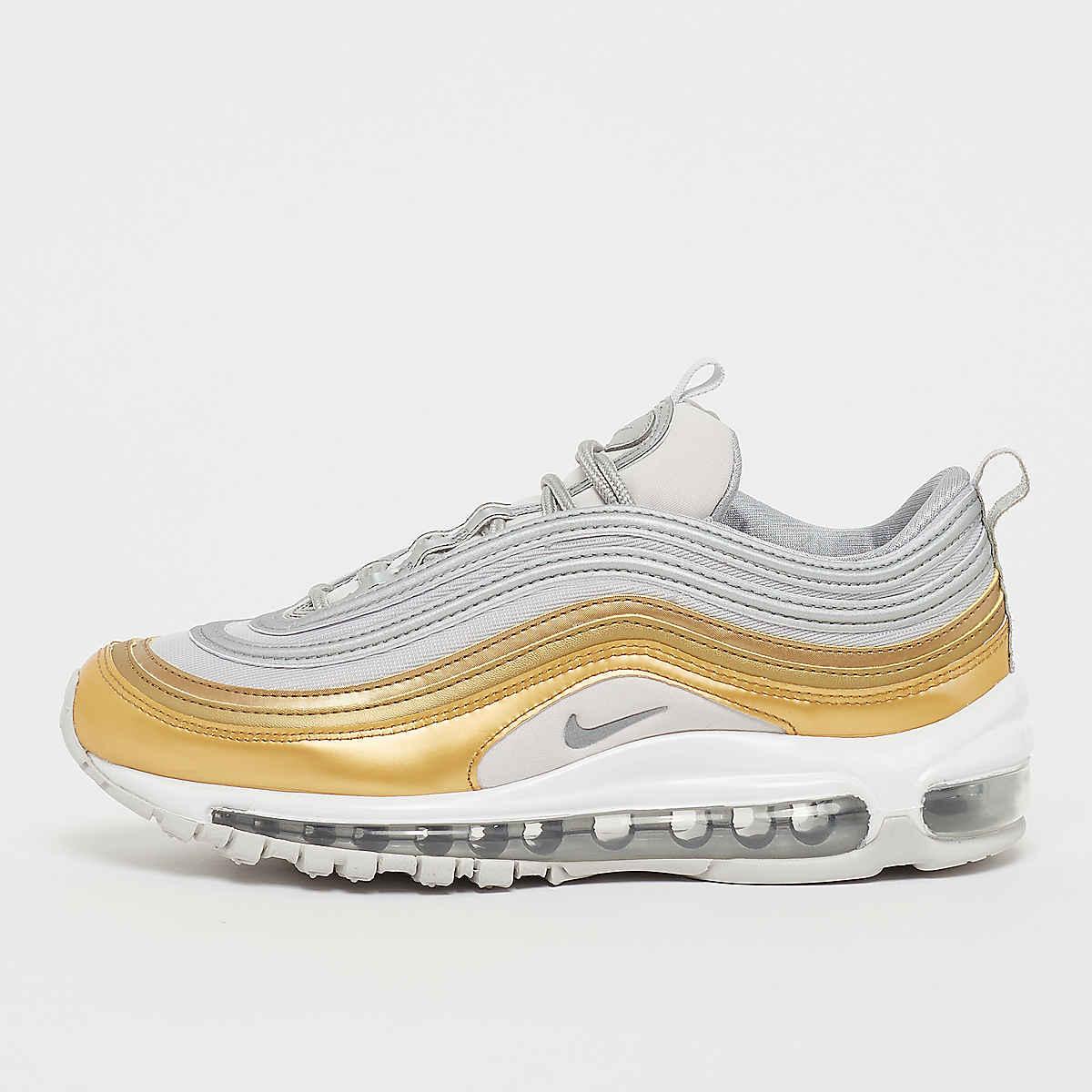 Nike Air Max 97 damessneaker zilver