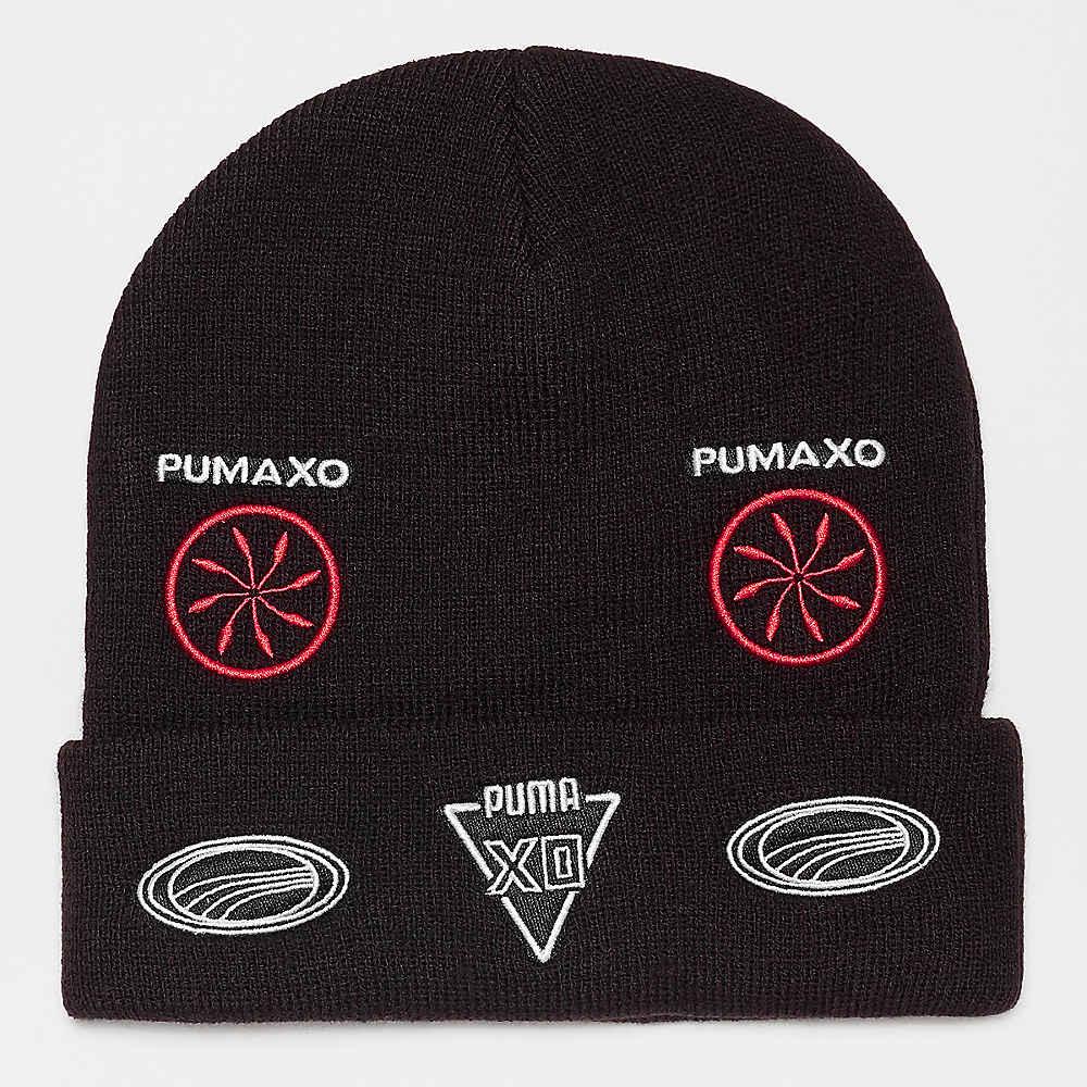 Compra Puma Puma x XO Beanie black Gorros en SNIPES da4eba3c392
