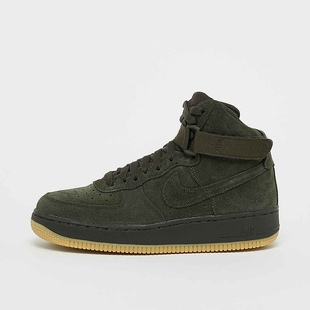 first rate 281fe a3a9c NIKE Air Force 1 High LV8 (GS) sequoia gum light brown bei SNIPES bestellen