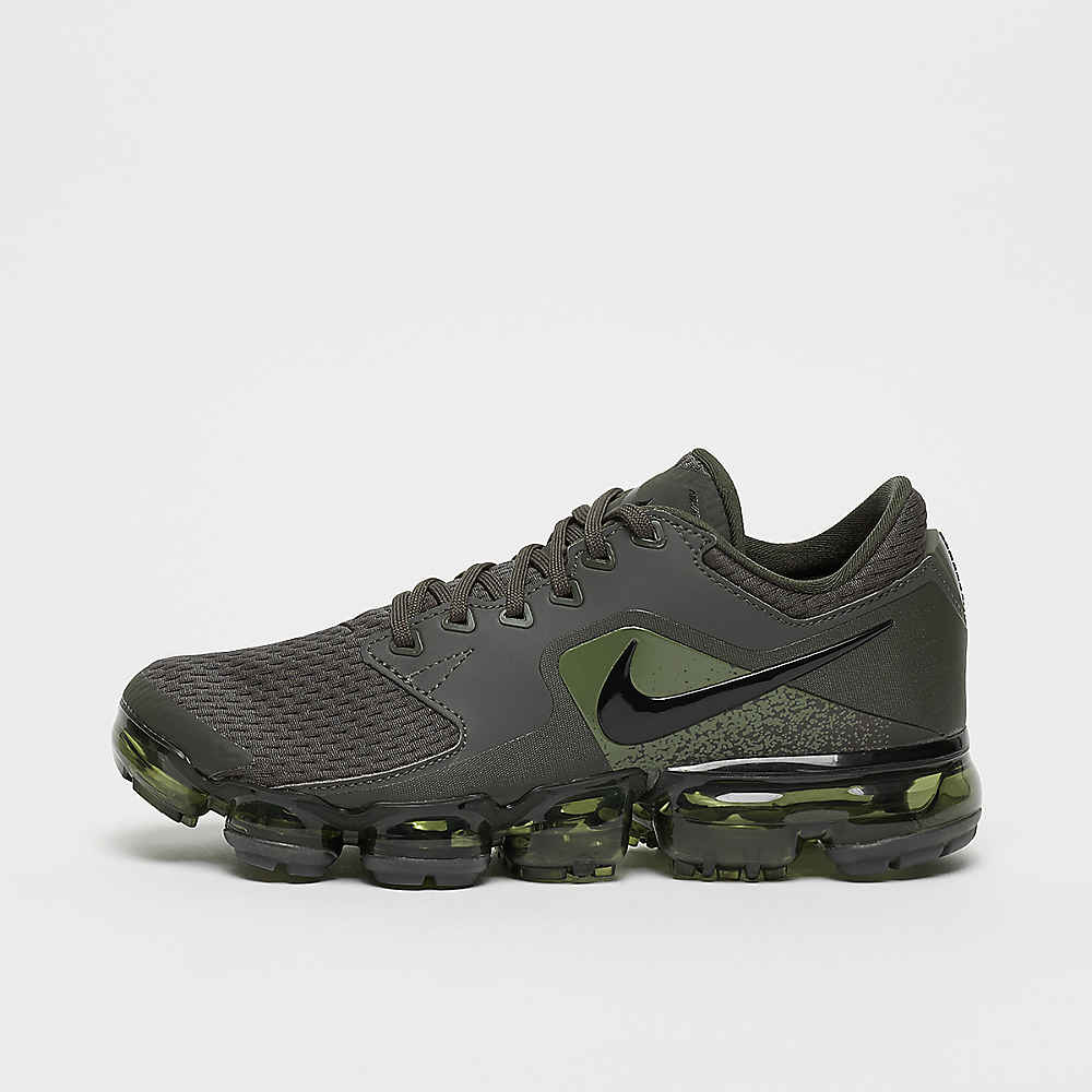 sale retailer 3a3c3 17de0 NIKE Air VaporMax (GS) newsprint black medium olive bij SNIPES bestellen