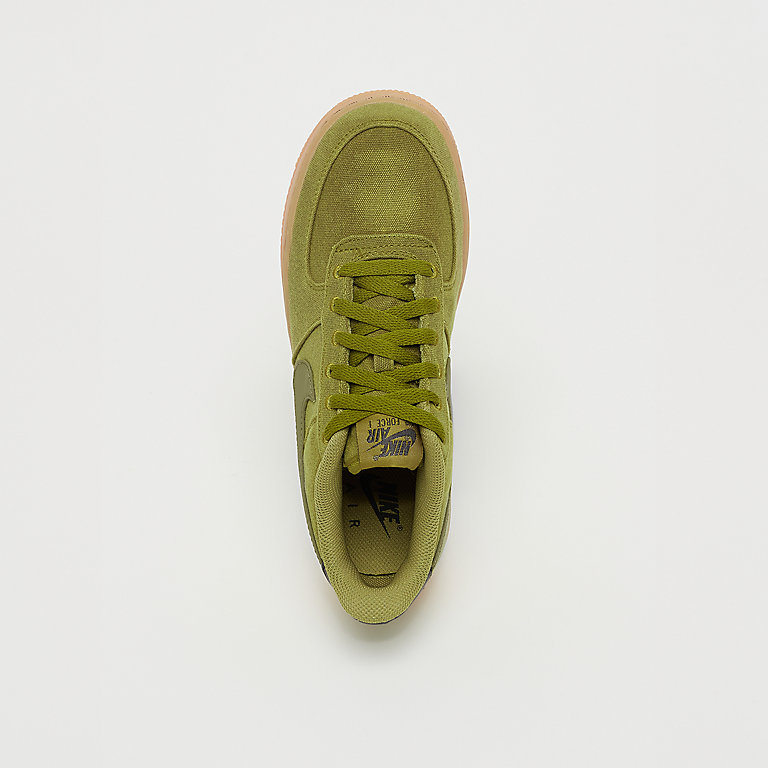 new concept 0027a 4b970 NIKE Air Force 1 LV8 (GS) camper green camper green gum med brown