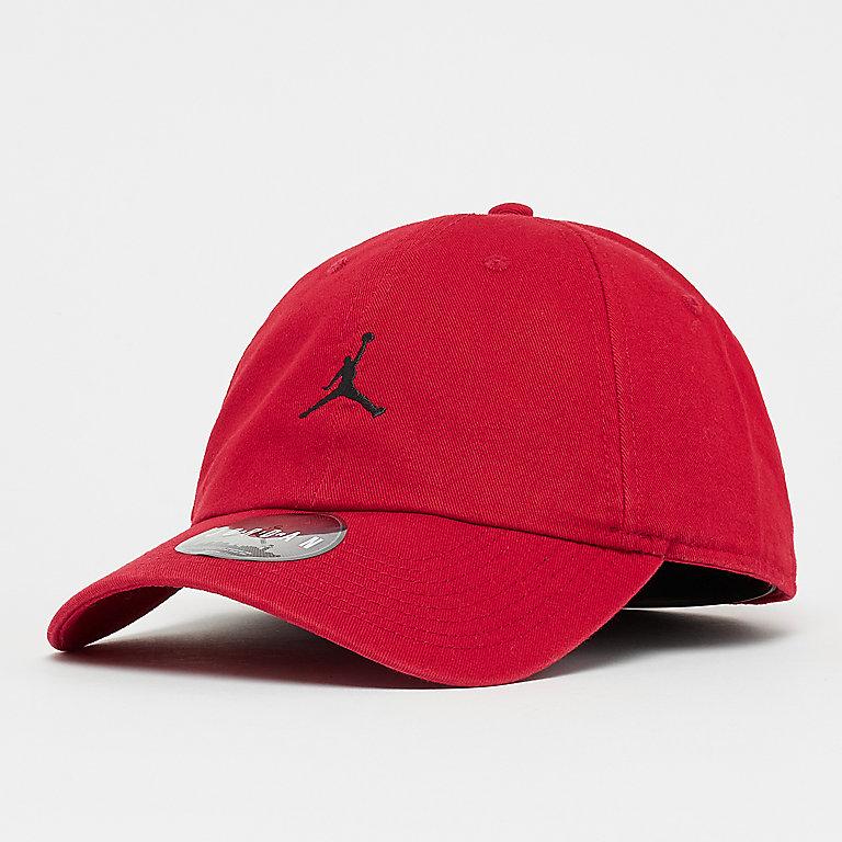 903207eec699c JORDAN H86 Jumpman Floppy gym red black Baseball Caps bei SNIPES bestellen