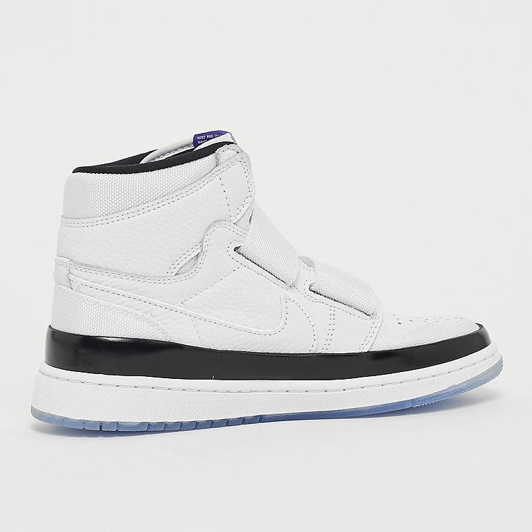 3c1aa97a6a8 JORDAN Air Jordan 1 Retro High Double Strap white/dark concord/blac  Basketball bei SNIPES bestellen