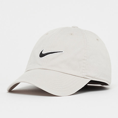 ed5a24e5bc1a76 NIKE NK H86 Cap Essential Shsh light bone/black