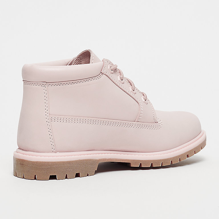 e433112545 Scarponcini Timberland Nellie Chukka in light pink su SNIPES