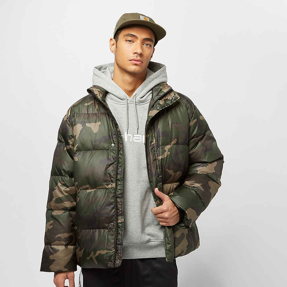 Jacket Commander Deming Wip Carhartt Chez Camo Snipes Laurel W2DH9YeEI