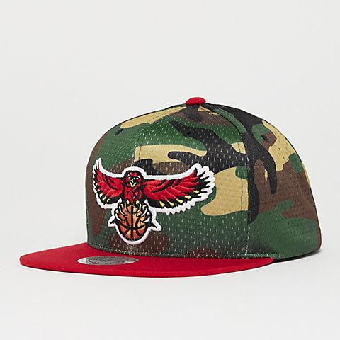 uk availability 81709 66f3a Mitchell   Ness NBA Atlanta Hawks