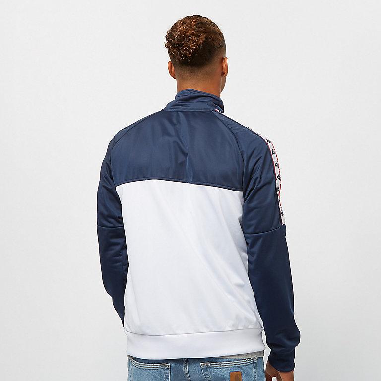 69996e169bba La chaqueta de chándal Kappa Uctar navy ya está en SNIPES