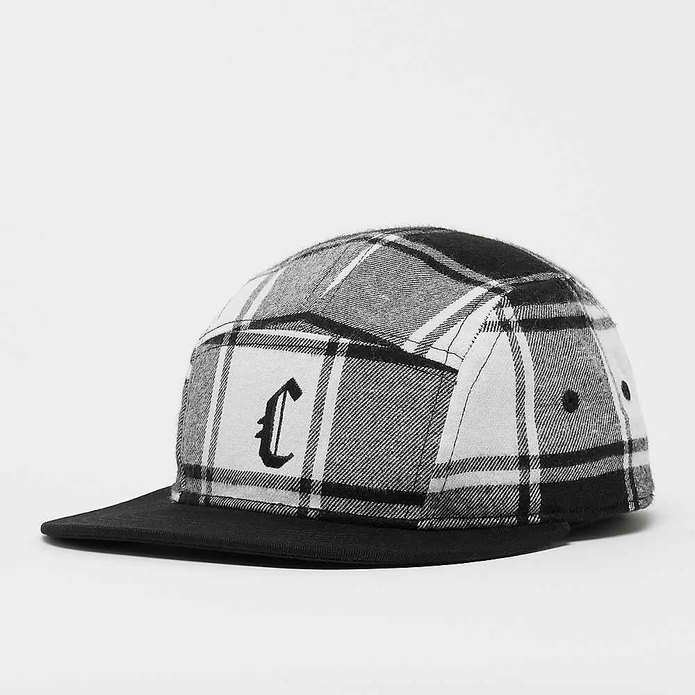 7fc1be1768f8b Compra Cayler   Sons CSBL Blackletter 5 Panel Cap black white Gorras  Snapback en SNIPES