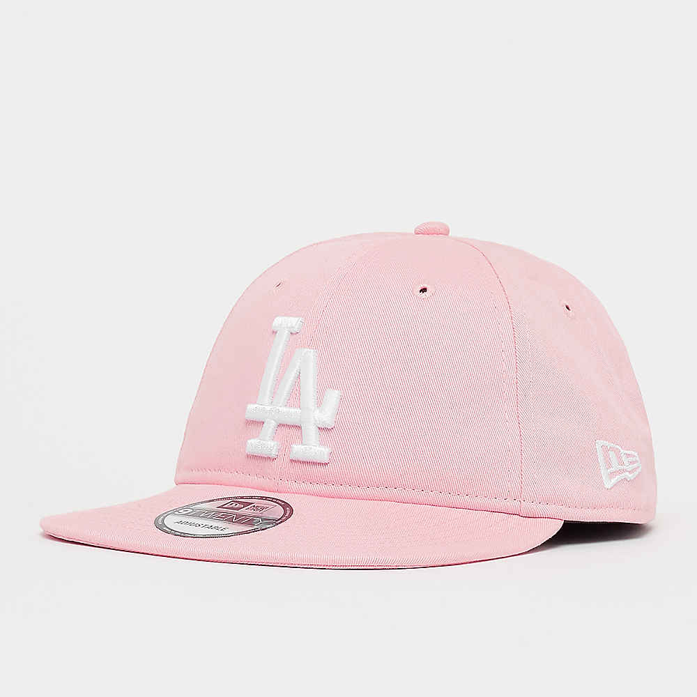 0b25fa19d New Era 9Twenty MLB Los Angeles Dodgers Packable pink lemo opt white  Baseball Caps bei SNIPES bestellen