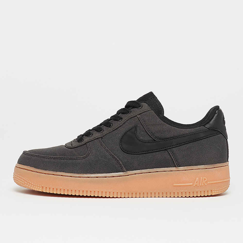 788ef4b58a7 NIKE Air Force 1  07 LV8 black Sneaker bei SNIPES!