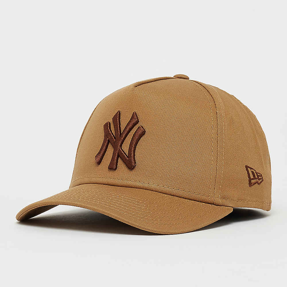 Compra New Era A-Frame MLB New York Yankees Essential wheat brown Gorras de  Baseball en SNIPES 14ba8c220bb