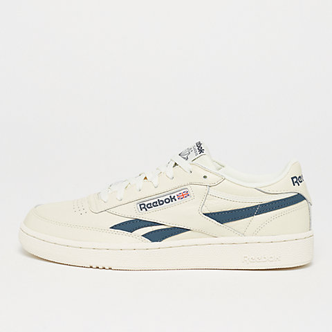 wholesale dealer 9496c 6587f Reebok Revenge Plus MU classic white blue hills
