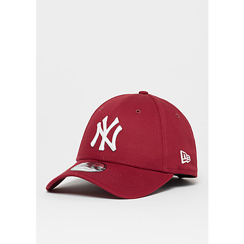 a13471d12715ba New Era 9Forty MLB New York Yankees Essential maroon/white