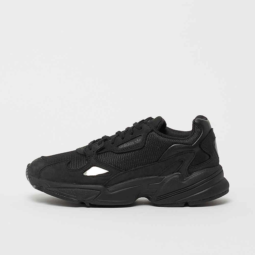 5a14453a7b33ff adidas Falcon core black Sneaker bei SNIPES bestellen