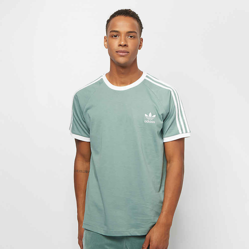 3-Stripes Tee vapour steel