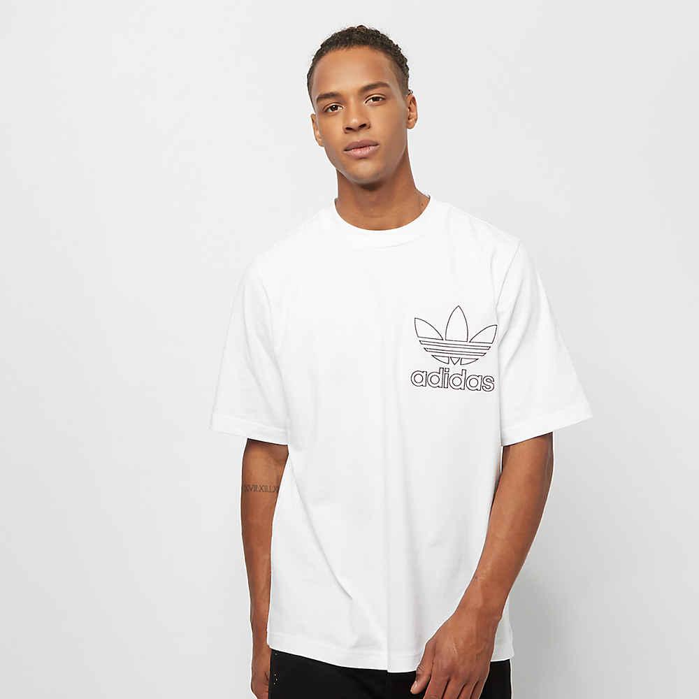 5983f29b adidas Outline Tee white T-Shirts bei SNIPES bestellen