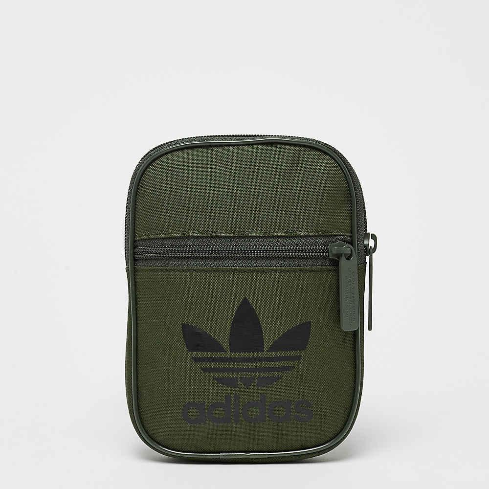 60d46ad4813 adidas Festival Bag Trefoil night cargo Schoudertassen bij SNIPES bestellen