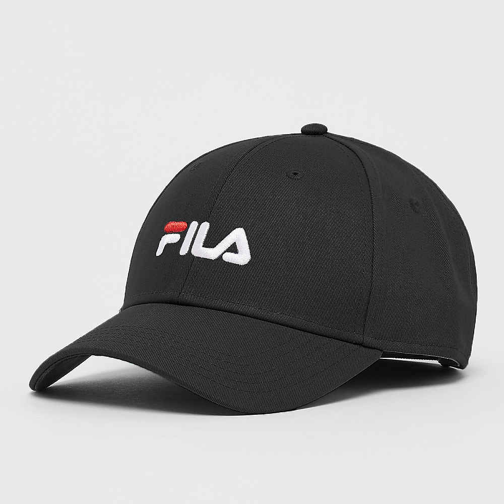 Compra Fila FILA Urban Line 6 Panel Cap Strap Back black Gorras de Baseball  en SNIPES bbd43802a15