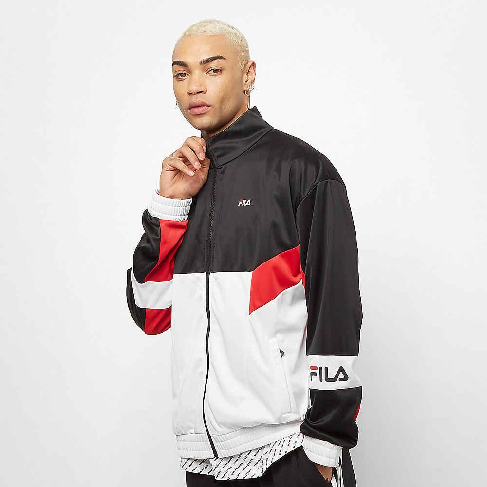 FILA Talen Track Jacket UL black,true red,bright white