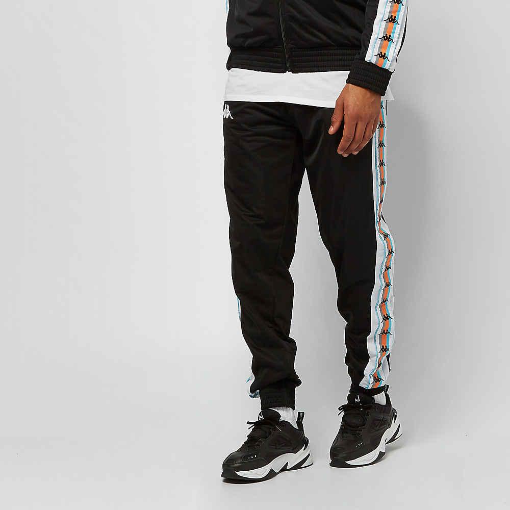 Compra Kappa Valton black Pantalones de entrenamiento en SNIPES 85a503a92661e