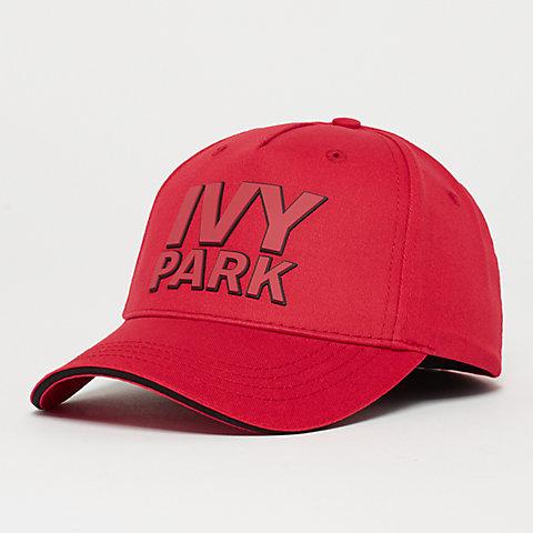 5b5e3a664a2 IVY PARK. Silicon Logo Bicolour Baseball Cap ...