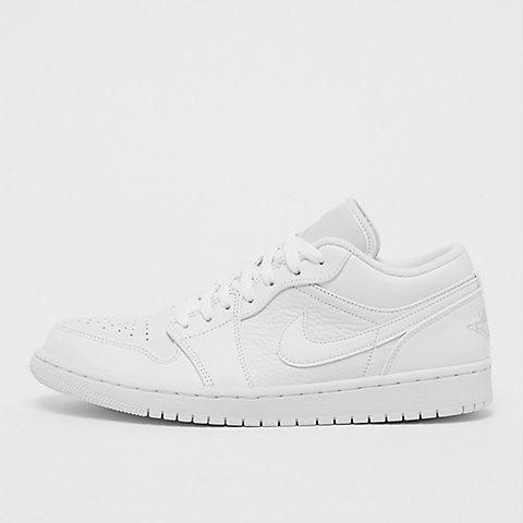 776cf9d606d0 JORDAN. Air Jordan 1 Low white pure platinum white
