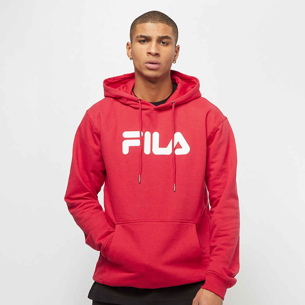 9c00a7ff91f Fila Urban Line Pure true red Hoodies bei SNIPES bestellen