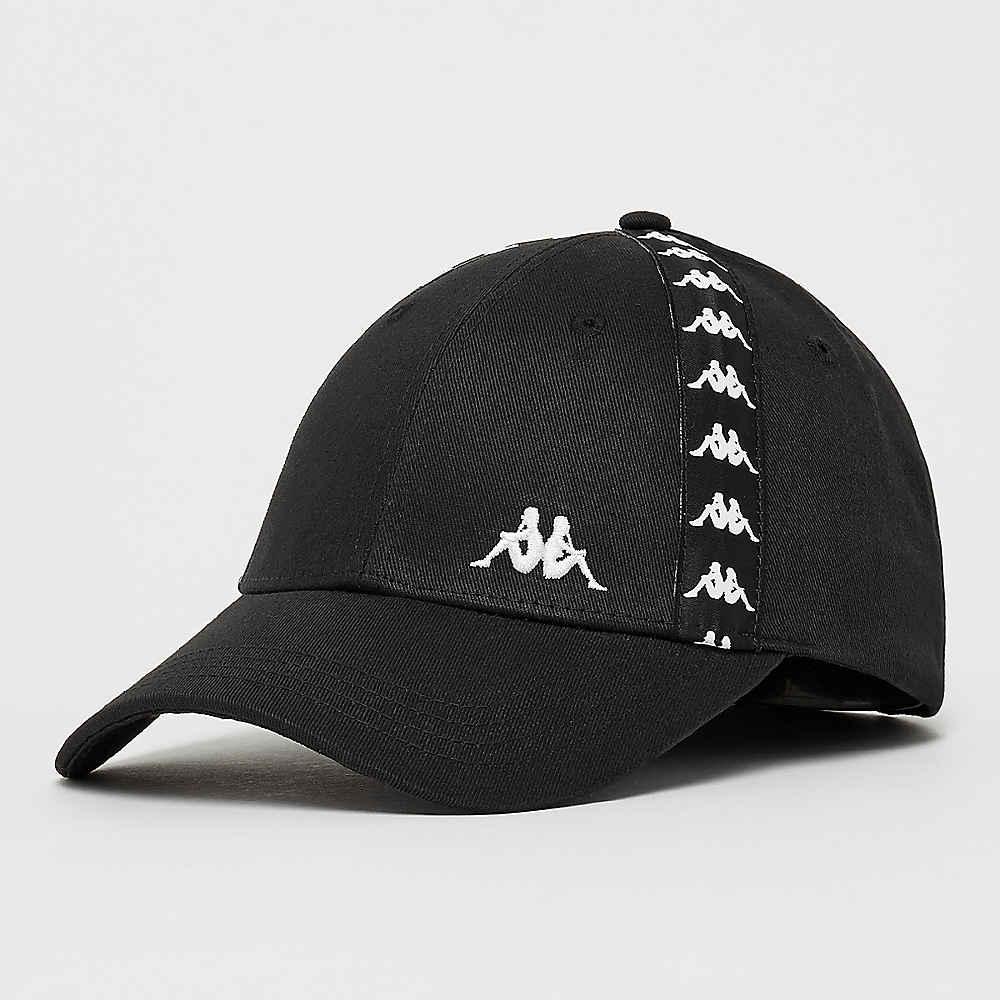Compra Kappa Deno Cap black Gorras de Baseball en SNIPES 1c50cedc88d