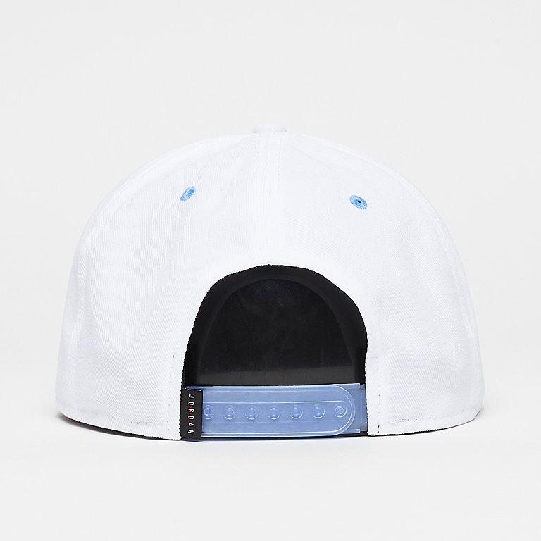 ¡Compra ya la gorra Snap Q54 white de Jordan en SNIPES! 1234dfb484f