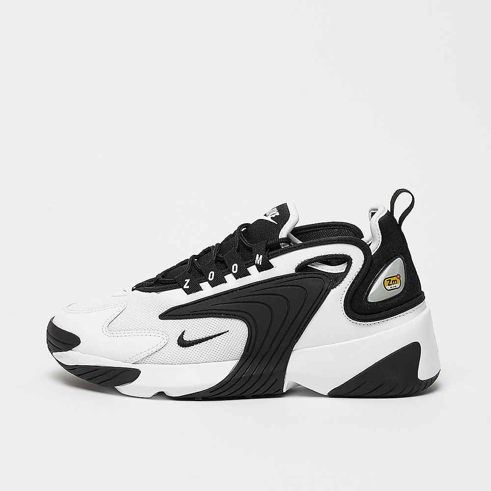 best cheap ba9a4 14390 NIKE WMNS Zoom 2K white black sneakers bij SNIPES