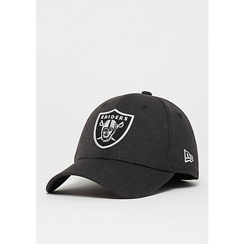 bc17d27bef69e0 New Era 39Thirty NFL Oakland Raiders Heather black/black