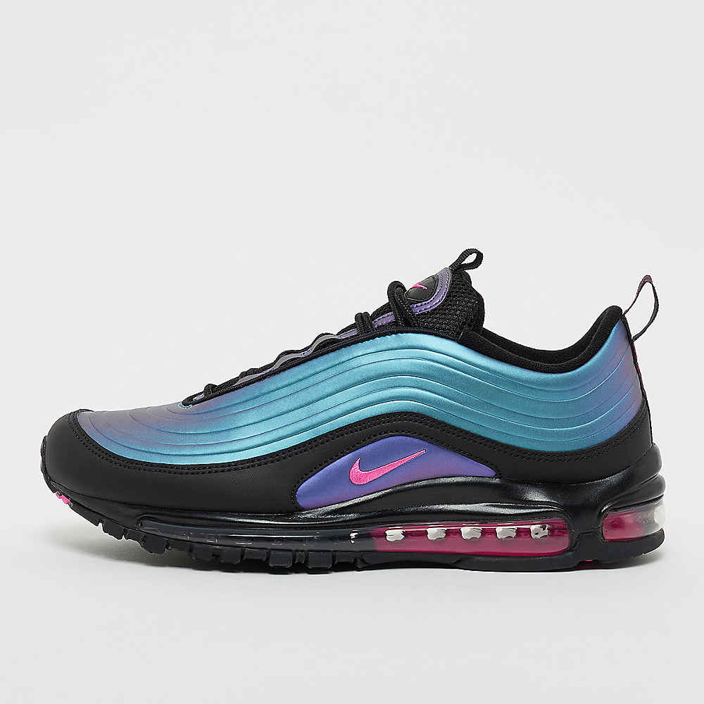Air Max 97 LX black/laser fuchsia/thunder grey
