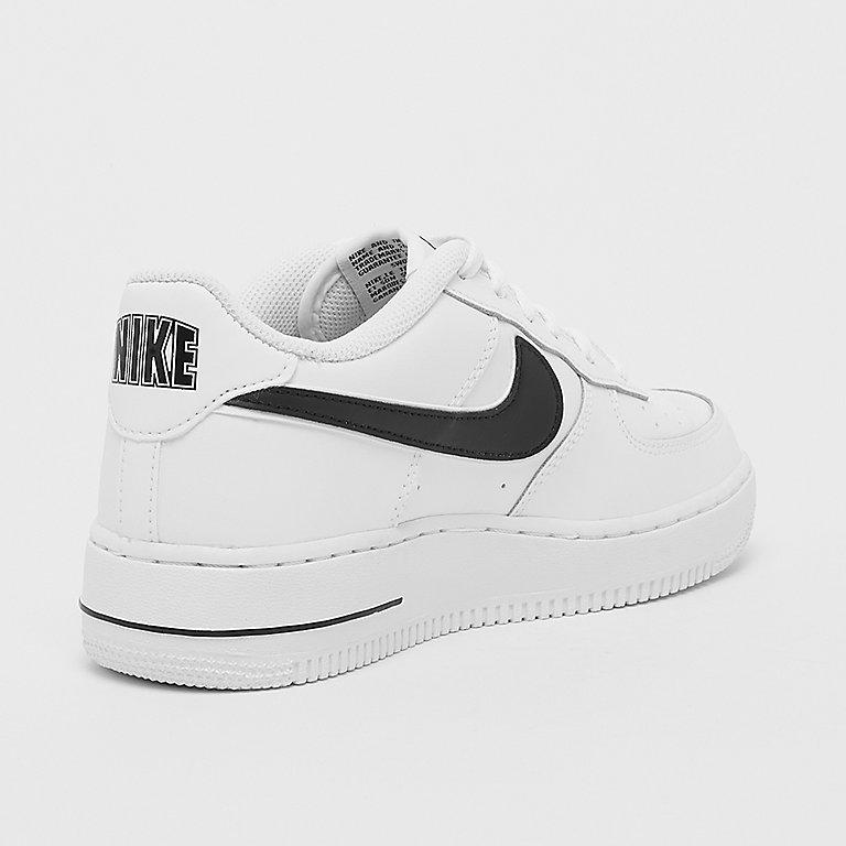 the best attitude e725e cb7ec NIKE Air Force 1-3 (GS) white black Casual Sneaker bei SNIPES bestellen