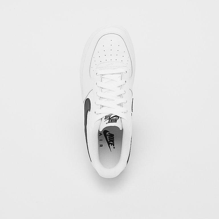 quality design a0002 80429 NIKE Air Force 1-3 (GS) white black