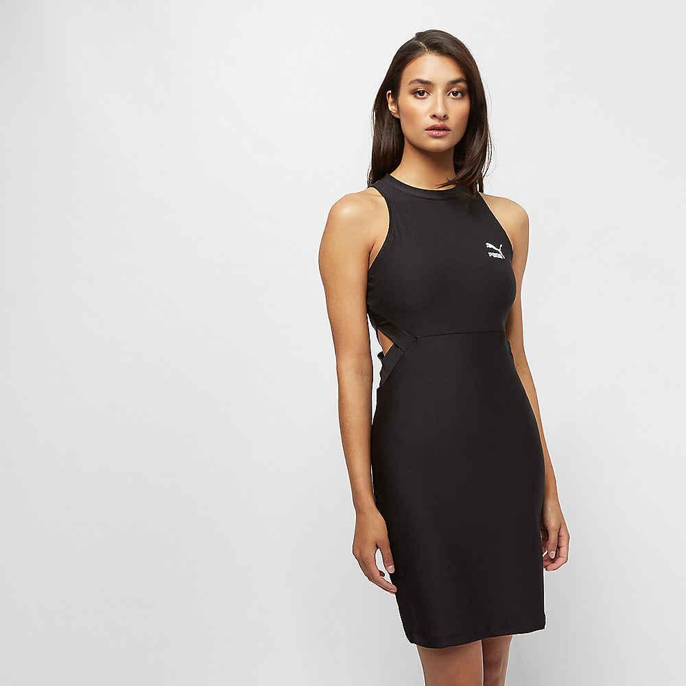 detailed look 4504b 131e8 Classics Cut Out Dress puma black