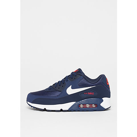 d17ad99d7a NIKE Air Max '90 Essential midnight navy/white-university red