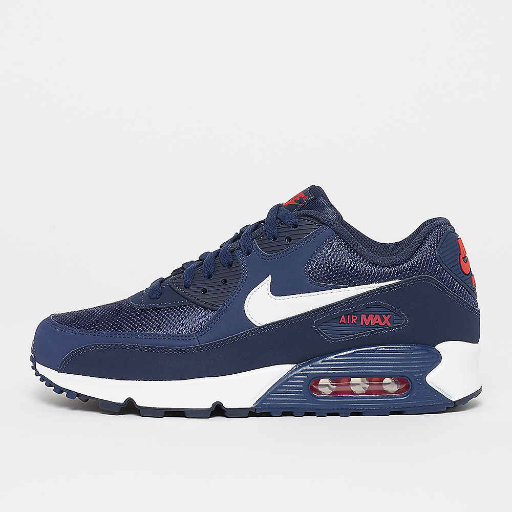 Air Max '90 Essential midnight navywhite university red