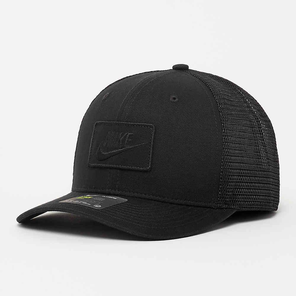 NSW CLC99 Trucker Cap black/black