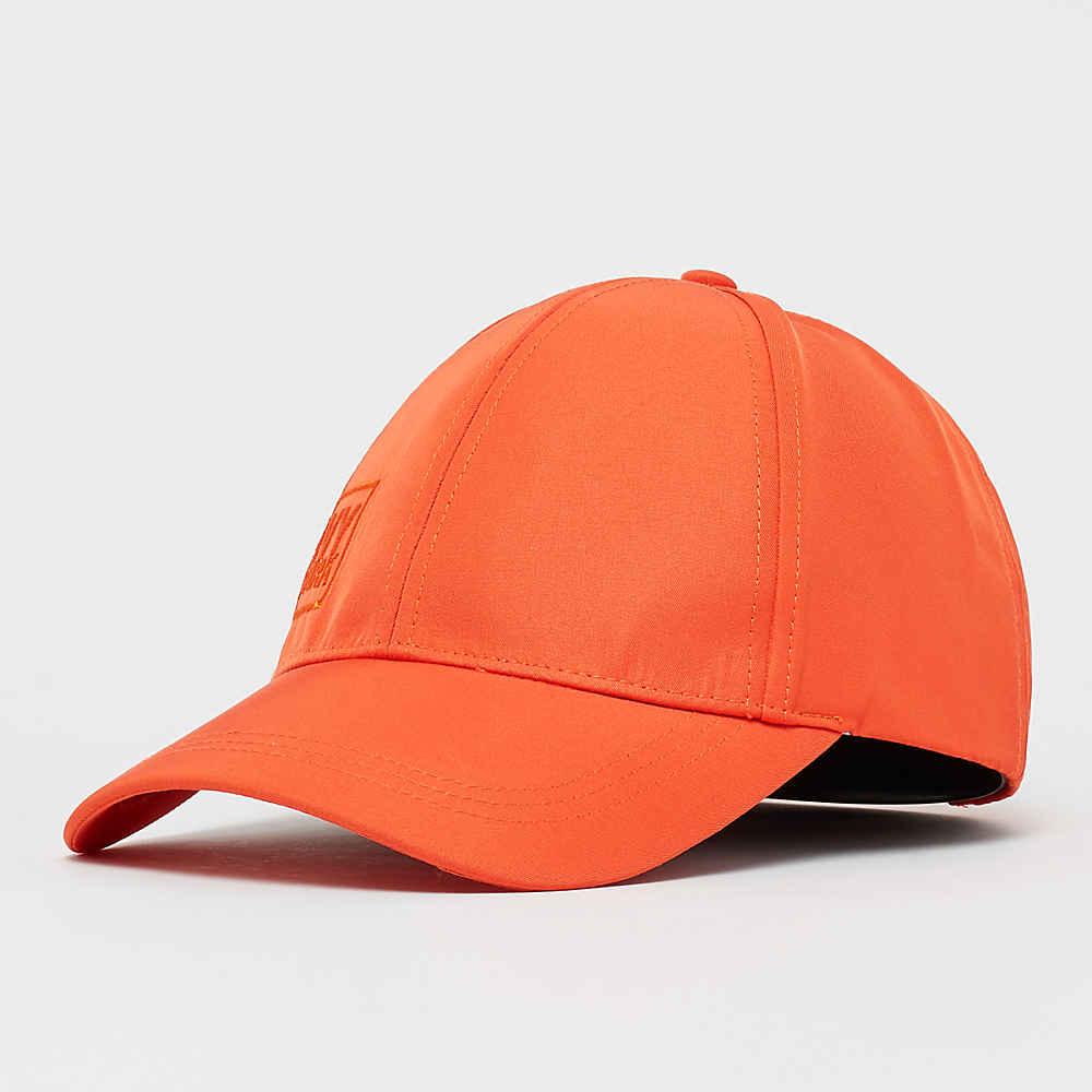 Running Backless Cap orange tiger