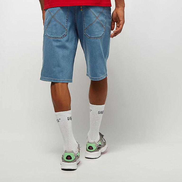 ef987f2bf2 Homeboy HB X-Tra Baggy Shorts moon Jeans shorts bij SNIPES bestellen