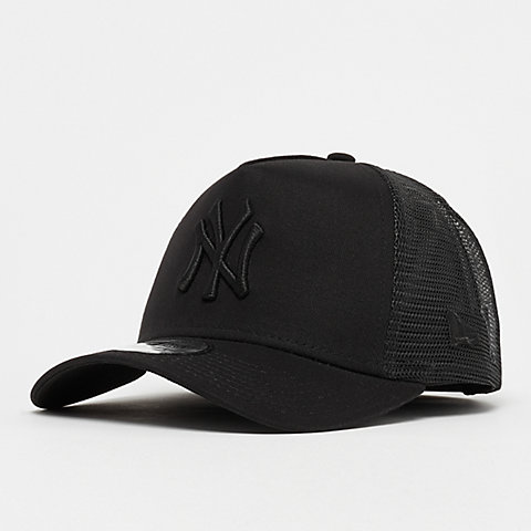 d40505c0 New Era A-Frame Trucker MLB New York Yankees black/black