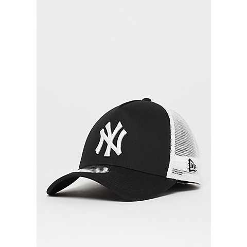 purchase cheap 626d0 b402a New Era A-Frame Trucker MLB New York Yankees black