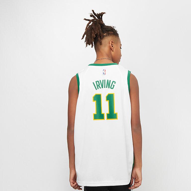 NIKE Junior NBA Boston Celtics Swingman Kyrie Irving Swingman CE white  T-Shirts bei SNIPES bestellen a2f506585206