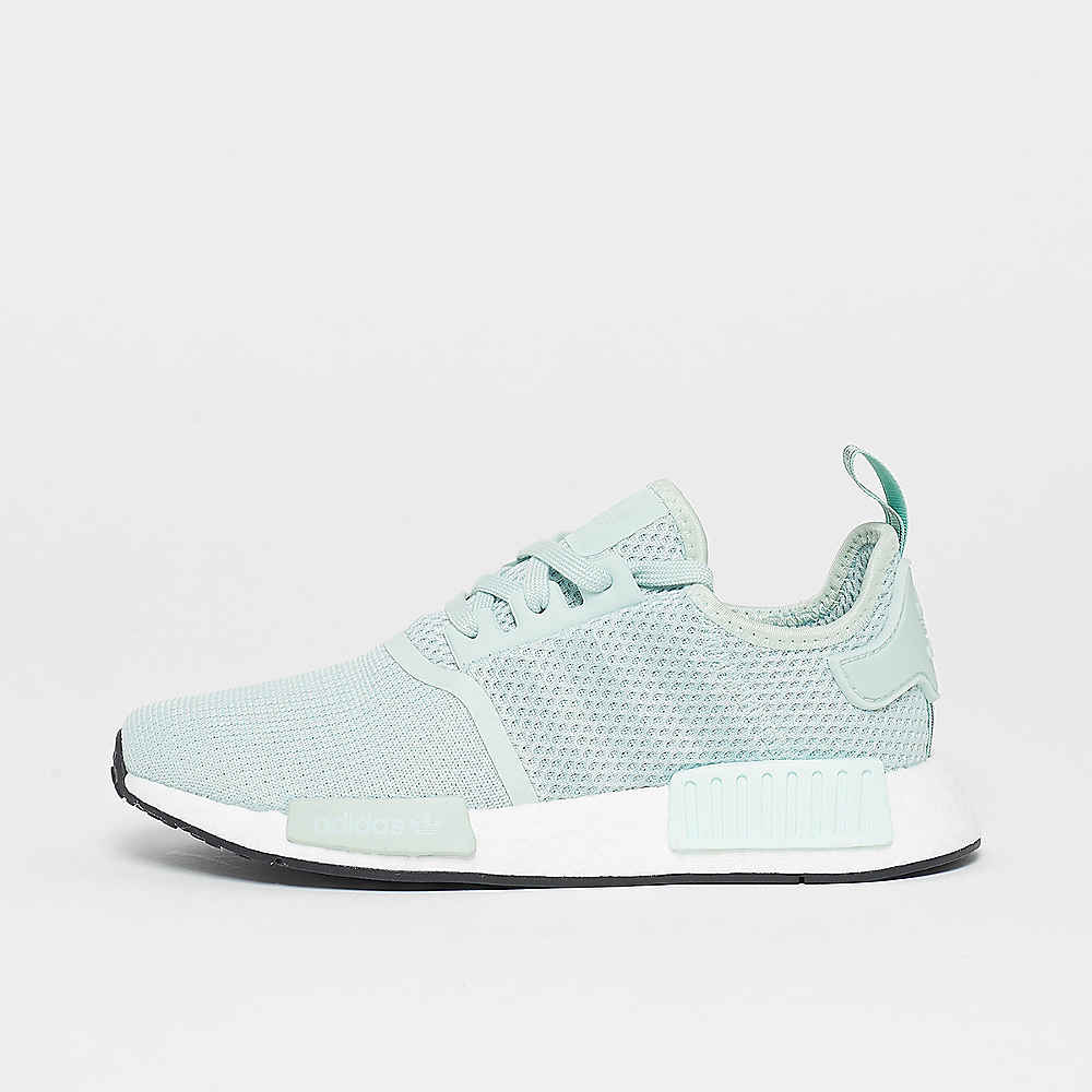 NMD R1 vapour greenvapour greenice mint