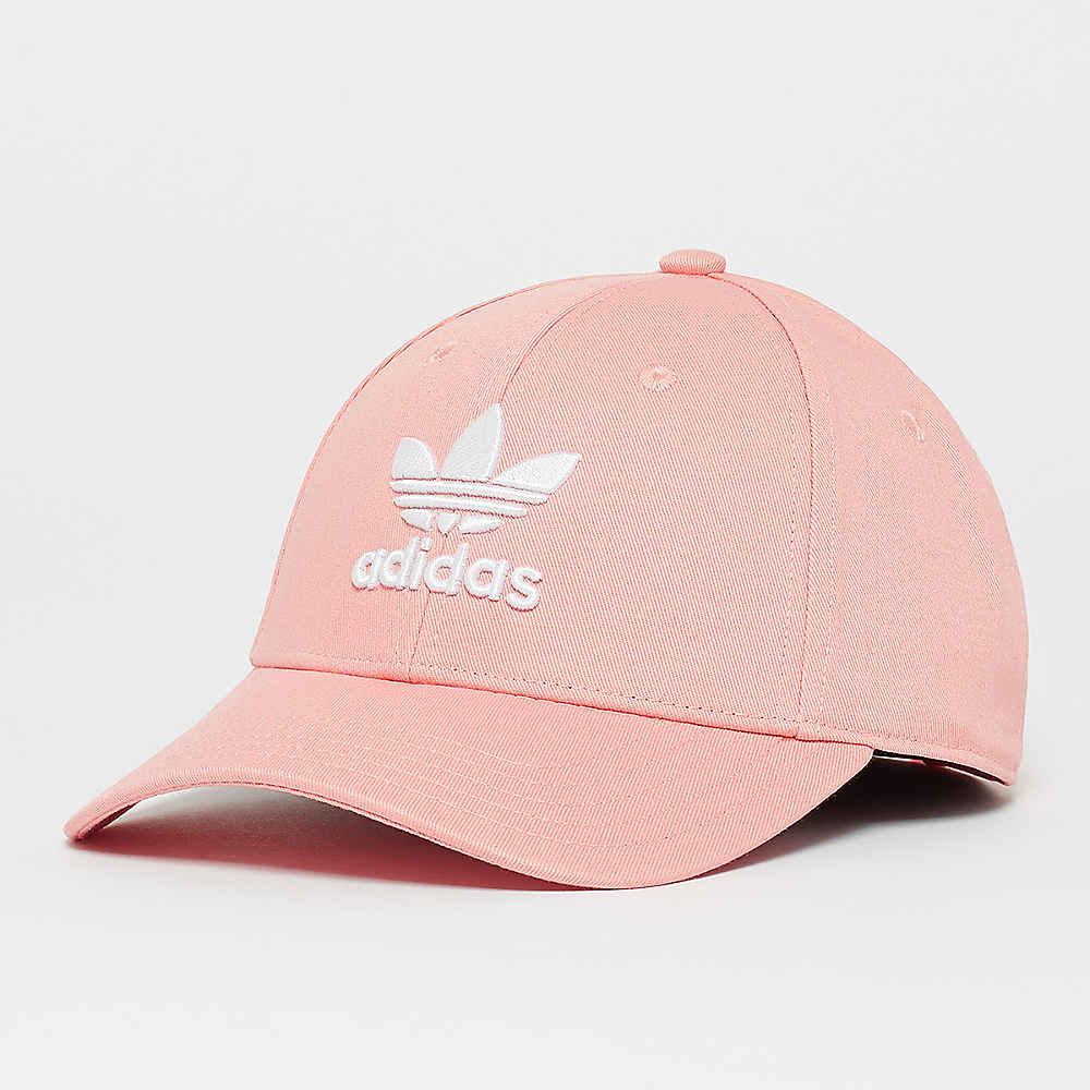 Compra adidas Classic Trefoil Cap dust pink  white Gorras de Baseball en  SNIPES 50afae39854