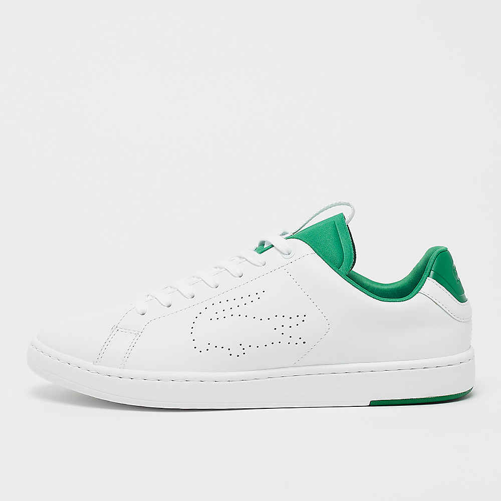 f5e5741b2d Commander Lacoste Carnaby Evo Light WT 119 SMA white/green chez SNIPES