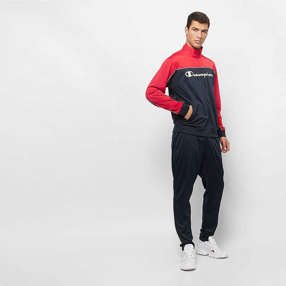 e18caba7e Compra Champion Tracksuit navy/red Chándal en SNIPES