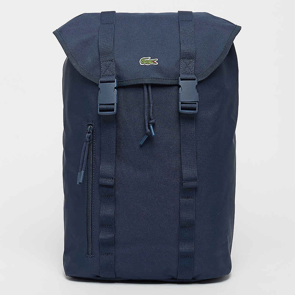 Compra Lacoste Flap Backpack peacoat Mochilas en SNIPES e104e53856f21
